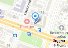 Компания «Кадровое агентство» на карте