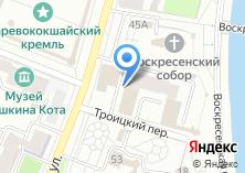 Компания «Микрохирургия глаза им. академика С.Н. Федорова» на карте