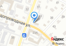 Компания «Автосила» на карте