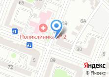 Компания «Бережная аптека» на карте