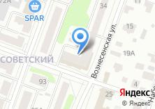 Компания «Банк Еврокредит» на карте
