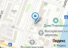 Компания «Йошкар-Олинская и Марийская епархия Русской православной церкви Московского патриархата» на карте