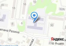 Компания «Средняя общеобразовательная школа №13» на карте