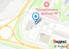 Компания «МЕДИЦИНСКОЕ ОБОРУДОВАНИЕ ДЕНТАЛАЙТ» на карте