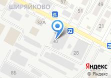 Компания «ПОТОЛКИ21» на карте