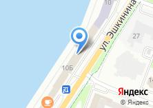 Компания «Бизнес-инкубатор РМЭ» на карте