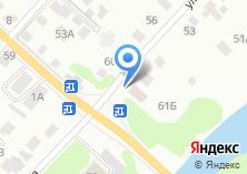 Компания «AutoGlass12» на карте