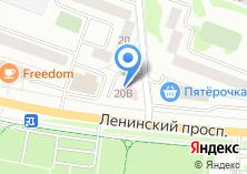 Компания «КлубОК» на карте