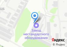 Компания «Йошкар-Олинский завод нестандартного оборудования» на карте