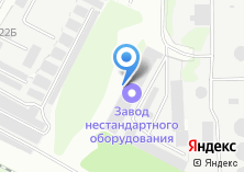 Компания «Кузнечная мастерская на ул. Луначарского» на карте