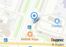Компания «Аварийная лифтовая служба» на карте