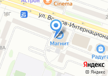 Компания «Айвика» на карте