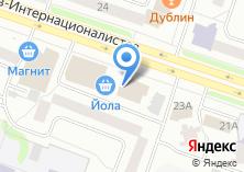Компания «XXI век» на карте