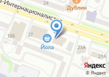 Компания «Наш компьютер» на карте