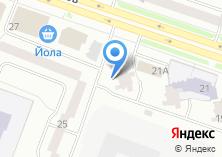 Компания «Радан» на карте