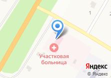 Компания «Шойбулакская участковая больница» на карте