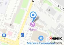 Компания «Бош Центр Марий Эл» на карте