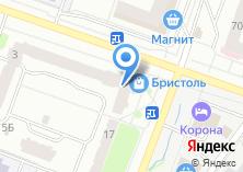 Компания «Рифор» на карте