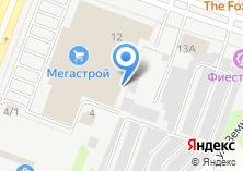 Компания «Уникат» на карте