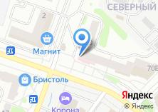 Компания «АВТОРЕСУРС» на карте