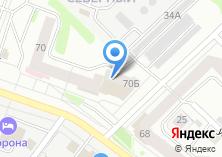Компания «Фирменный магазин» на карте