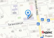 Компания «Средняя общеобразовательная школа №53 им. Н.М. Скоморохова» на карте