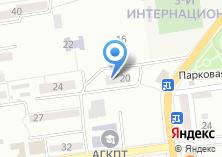 Компания «РЭО-6» на карте