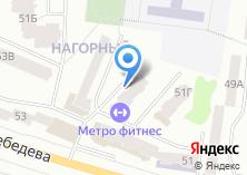 Компания «ТеплоГазСтрой» на карте