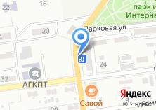 Компания «Связьлайн» на карте