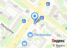 Компания «ПивПункт» на карте