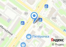 Компания «Марийская правда» на карте