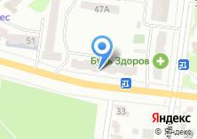 Компания «Роза ветров» на карте