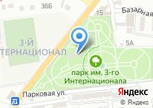 Компания «Юбилейное» на карте