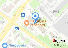 Компания «Знаечка» на карте