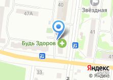 Компания «Ваниль» на карте