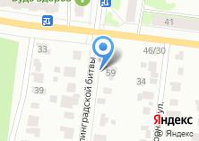 Компания «BVA-сервис» на карте