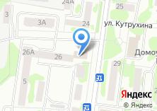 Компания «Ателье по ремонту одежды из меха» на карте