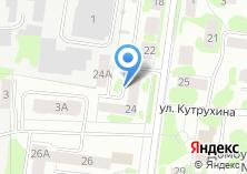 Компания «Библиотека №18» на карте