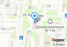 Компания «Стройкерамика» на карте