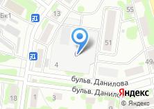 Компания «ВОРОТА 12» на карте
