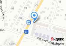 Компания «Гульнара» на карте
