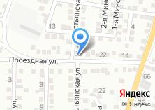 Компания «Сторож» на карте