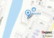 Компания «Центр Государственной Инспекции по маломерным судам МЧС России по Астраханской области» на карте