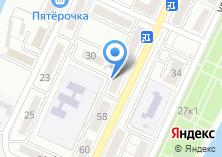 Компания «Комплексный центр социального обслуживания населения Трусовского района» на карте
