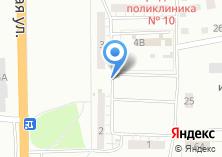 Компания «Амировский» на карте