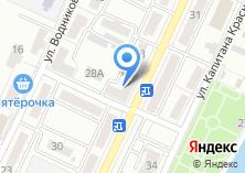 Компания «Вилант» на карте