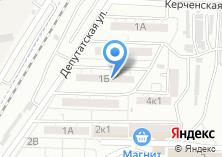 Компания «Армира» на карте