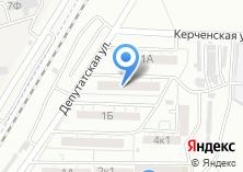 Компания «Участковый пункт полиции Отдел полиции №3 Управления МВД России по г. Астрахани» на карте
