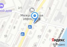 Компания «Астраханский налоговый учебно-информационный центр» на карте