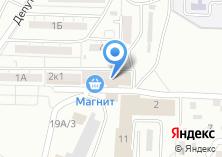Компания «Пивная сеть» на карте
